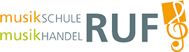 Logo Musikschule Ruf