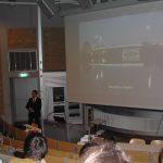 Vortrag Wasserbau an der Hochschule Biberach