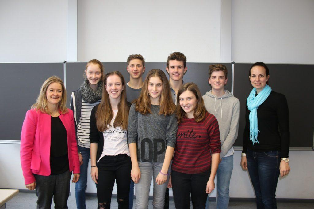 Mitgliederversammlung der Schülerfirma