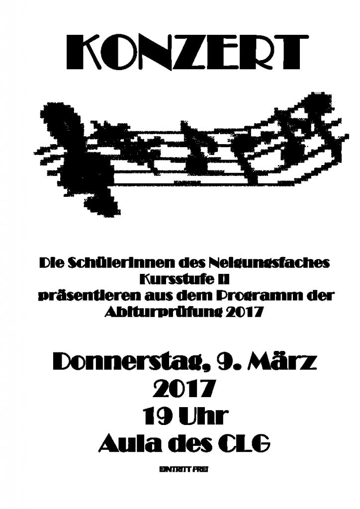 Plakar Konzert Neigungsfach 2017