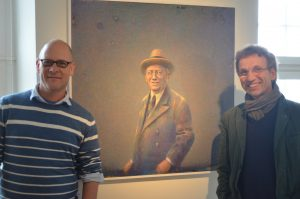 Ulrich Heissig und Peter Schindler