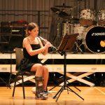 Meike Gugumus mit Oboe