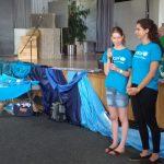 Informationsveranstaltung Spendenlauf für Unicef
