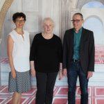 Petra Braun, Juliana Zarchi und Matthias Schönwald
