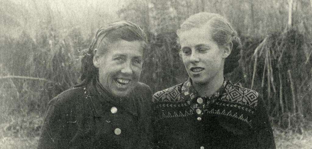 Gerta und Juliana Zarchi in Tadschikistan