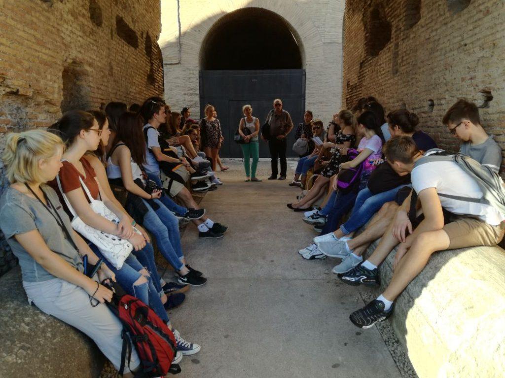 Studienfahrer Rom 2017