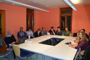 Teilnehmer Webinar