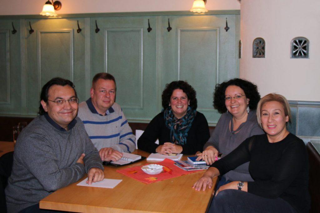 CLG Elternbeirat-Vorstand 2016-2017