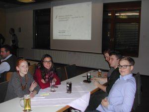 Schüler der Nachhaltigkeits – AG in Ochsenhausen