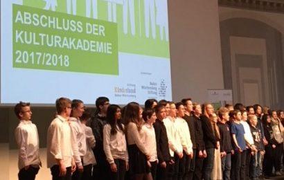 Kulturakademie der Stiftung Kinderland des Landes Baden-Württemberg