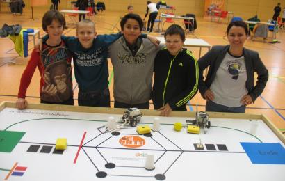 IFM Robotics Challenge 2018