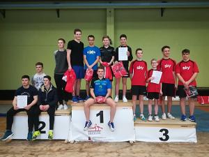 Mannschaft Tischtennis Landesfinale 2018