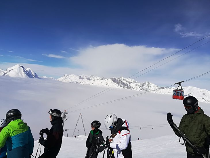 Skiexkursion Seefeld