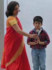 Indischer Besuch