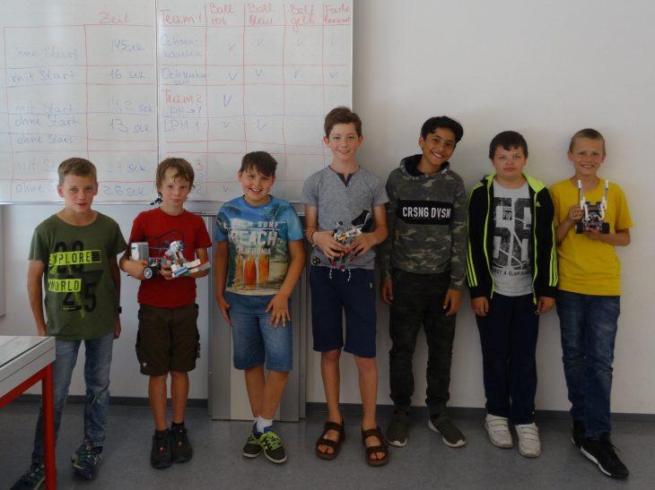Robotik Gruppen