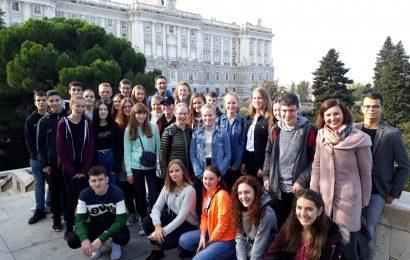 Studienfahrer Madrid 2018