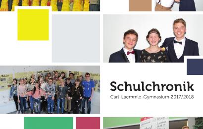 Schulchronik 2017/18