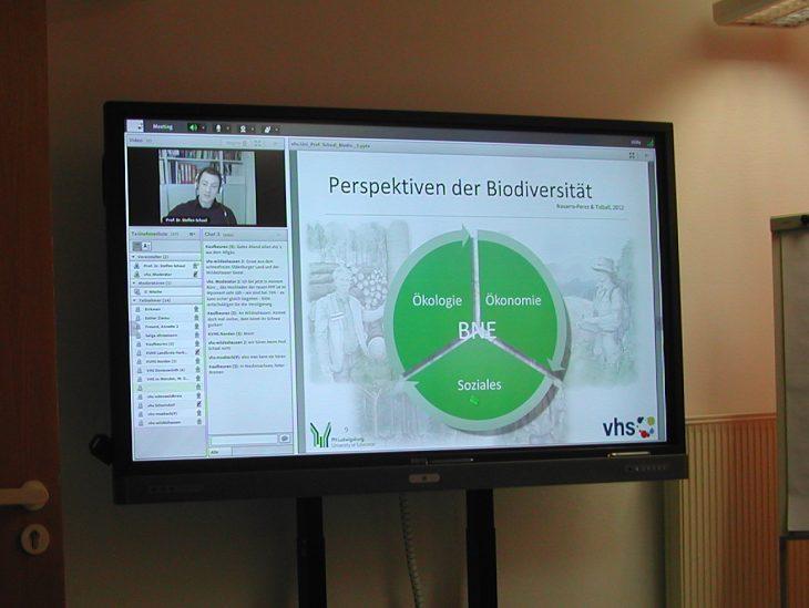 Webinar Biodiversität