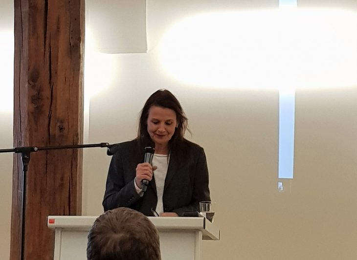 Wirtschaftsjournalistin Sabrina Fritz