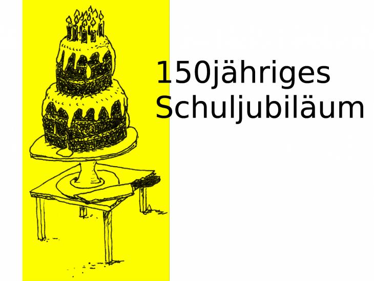 Torte Jubiläum