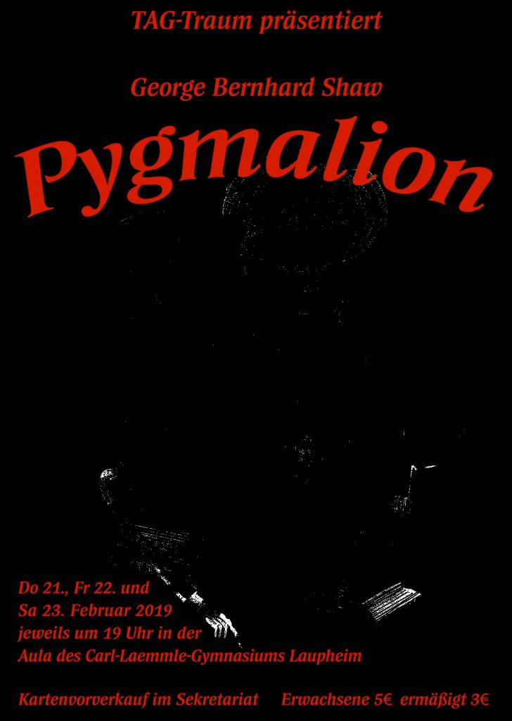 Pygmalion von George Bernard Shaw