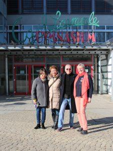 Elisabeth lincke, Ehepaar Einstein, Ursula Cüppers