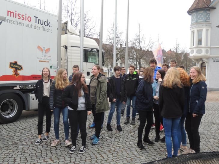 Missio Truck, Laupheim, 8.-10.4.2019