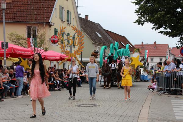 Heimatfest 2019 150 Jahre