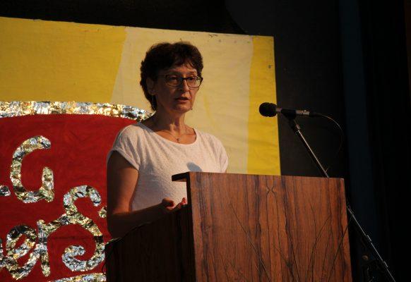 Schulleiterin Petra Braun