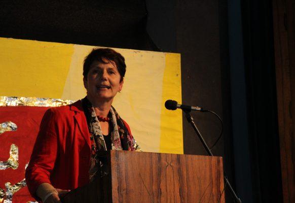 Abteilungspräsidentin Dr. Susanne Pacher