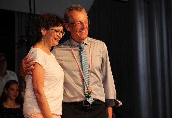 Petra Braun und Gerhard Weithmann