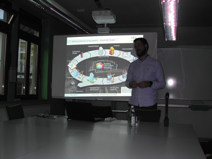 Planmethode Builduing Information Modeling (BIM)