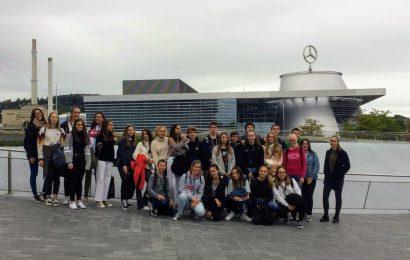 Besuch aus Madrid 2019