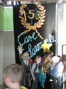 Carls 153. Geburtstag