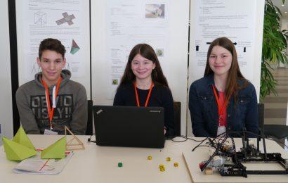 Jugend forscht-Regionalwettbewerbs der Innovationsregion Ulm